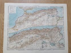 Antik térkép, Atlasz-hegység
