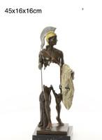 Laszón az aranygyapjúval -Albert Bertel Thorvaldsen szobra után-bronzszobor