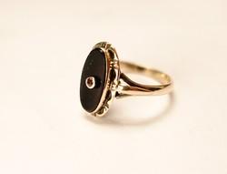 Csodaszép antik arany gyűrű!
