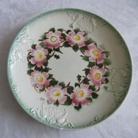 Fischer Emil nagyméretű tányér! 28 cm