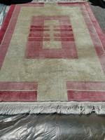 Kézi csomózású keleti  modern design szőnyeg.230x170cmAlkudható!!!