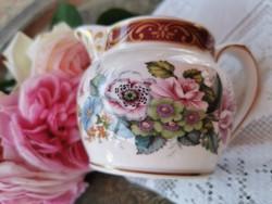 Angol porcelán kiöntő