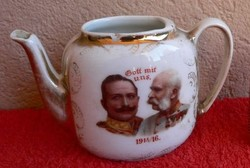 Régi porcelán (Ferenc József)
