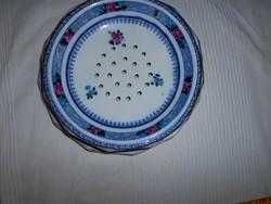 2 db-os Angol  porcelán gyümölcs kínáló tál