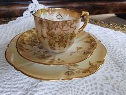 Aynsley angol antik finom porcelàn teàs szett
