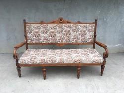 Eredeti Antik Bécsi Thonet kanapé.Kuriózum Nagyon kedvező áron.