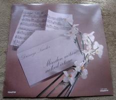 MINTAPÉLDÁNY DIÓSZEGI SÁNDOR DALAI / Minden nótám neked írtam 1992 bakelit lemez
