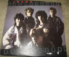 NENA 1984 CBS bakelit lemez