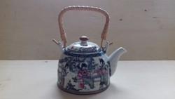 Kínai porcelán teáskanna