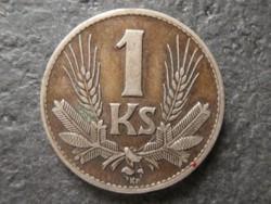 1 Korona 1940 Szovákia