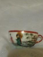 Kézi festésű  japán teás csésze