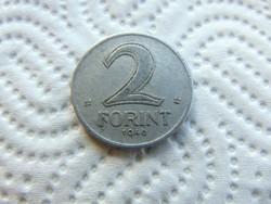 2 forint 1946 Kossuth címer