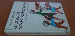 F. Nagy Angéla: A család szakácskönyve 1973.3000.-Ft