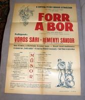 Plakát 1958