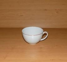 Alföldi porcelán arany szélű csésze (28/d)