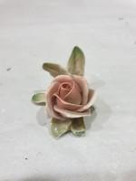 ENSZ porcelán rózsa