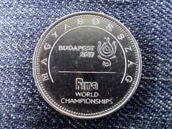 FINA Világbajnokság 50 Forint 2017 BP / id 10697/