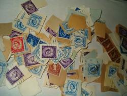 Angol II erzsébet válogatás külföldi bélyeg tétel 1 forintról jó licitálást KIÁRUSÍTÁS papiron