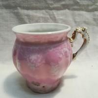 Antik porcelán csésze
