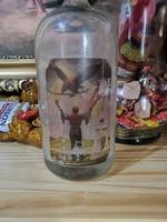 Antik szódás üveg