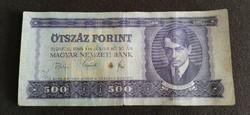 500 Forint 1969 E 939