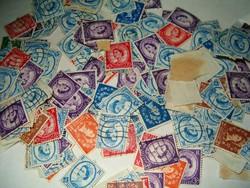 Angol II erzsébet válogatás külföldi bélyeg tétel 1 forintról jó licitálást KIÁRUSÍTÁS leáztatva