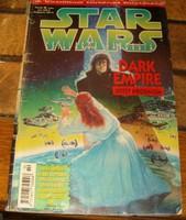 Star Wars képregény A sötét birodalom ifjúsági irodalom 1 forintról jó licitálást KIÁRUSÍTÁS