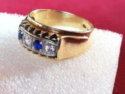 Női arany gyűrű (14k)