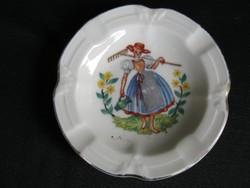 Drasche porcelán tálka