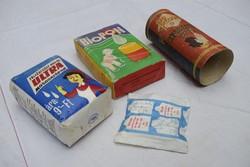 Retro , Ultra , Biopon , Flora , NYLON fehérítő mosószer, doboz
