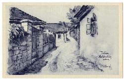 Tabán, Holdvilág utca