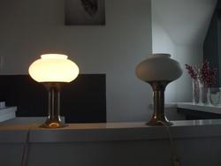 Retro asztali lámpa 2 db
