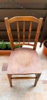 Antik nyomott mintás thonet székek eladók!