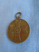Eredeti II. vhs Német náci birodalmi kitüntetés 600 ft posta