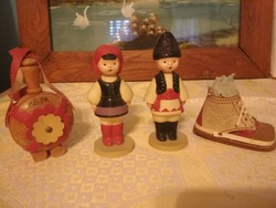 Mini figura, dísztárgy