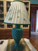 Nagyméretű porcelán asztali lámpa