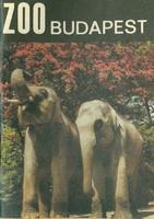 Zoo Budapest  A Fővárosi Állat- és Növénykert útmutatója 1980