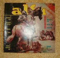 ALFA 1989 retró magazin Asterix képregény ifjusági irodalom 1 forintról jó licitálást KIÁRUSÍTÁS