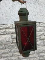 Lámpa, vasúti lámpa, kerti grill piknikhez is ajánlom! Ere