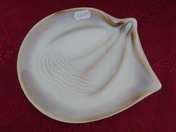 GOEBEL W. Germany porcelán asztalközép,szignózott, átmérője 17 cm.