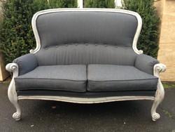 Kétszemélyes, új design kanapé Bp