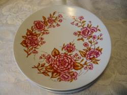 Zsolnay fali tányér