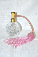 Csehszlovák parfümös üveg  ( DBZ 002 )