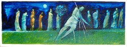 Kovács Imre (1938): Modern mitológia - hátoldalán ajánlással