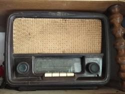 Régi rádiók 2db