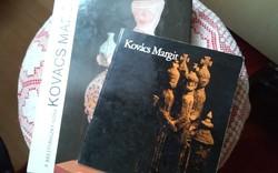 Kovács Margit dedikált gyüjtemény (2 db)