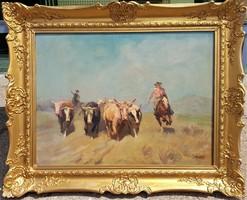 Viski János / Cowboyok