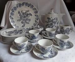 2994 - Bavaria 5 szem.porcelán készlet