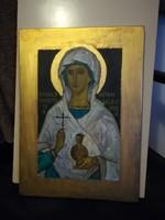 Ikonok, ikonoztáz, szentkép