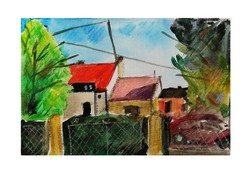 Tunyogi Gábor: Vezér utcai házak